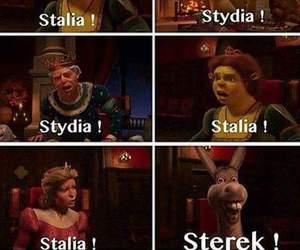 sterek, stalia, and teen wolf image