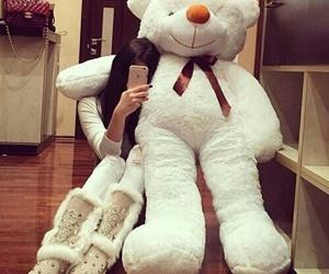 teddy bear, bear, and luxury image