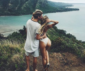 ass, couple, and view image