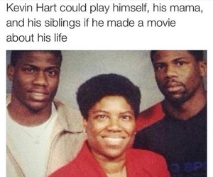 funny, kevin hart, and meme image