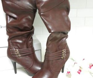 boots, women's shoes, and ebay image