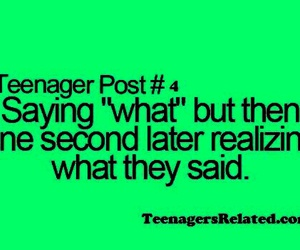 teenager post, funny, and what image