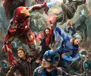 Marvel, Avengers, and Hulk image