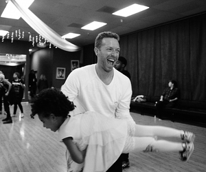 beyoncé and Chris Martin image