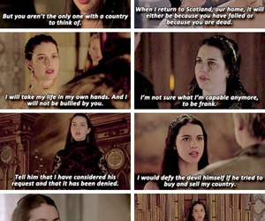 mary, mary stuart, and reign image