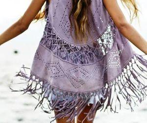 fashion, boho, and hippie image