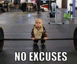 funny, gym, and baby image