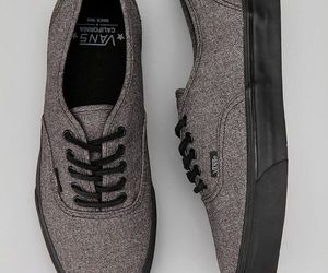 shoes, vans, and style image