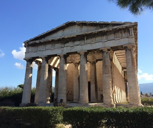 antiquity, archeology, and Athens image