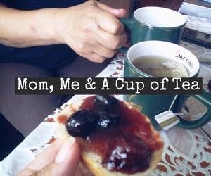 cups, me, and pastries image