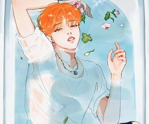 fanart, kpop, and sexy image