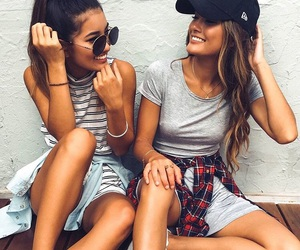 bff, best friends, and outfit image