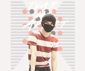 exo, kai, and pastel image