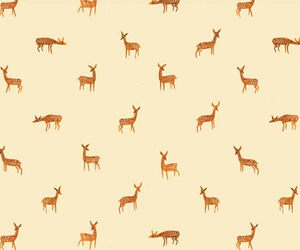 deer, pattern, and kelsey oseid image