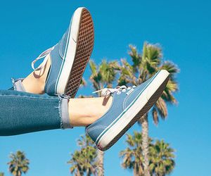 fashion, vans, and summer image