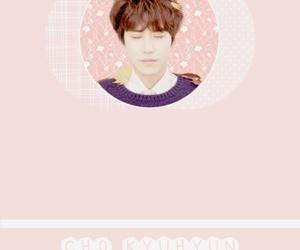 background, kyuhyun, and rose image