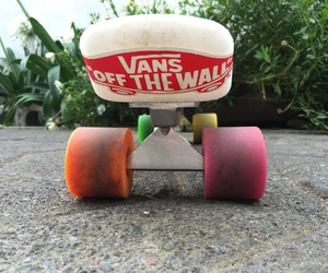 colors, vans, and vans off the wall image
