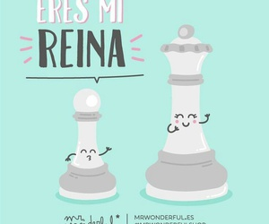 reina, love, and frases image