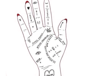hand, hands, and overlay image