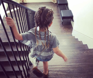 stairs and penelope disick image