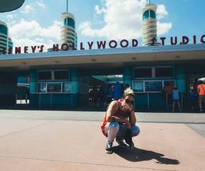 orlando, hollywood studios, and world disney image