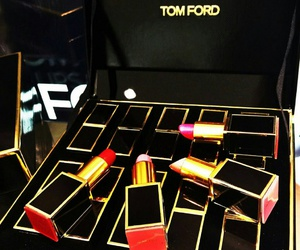 lipstick, luxury, and tom ford image