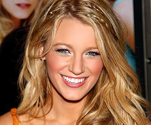 blake lively, blonde, and hair image