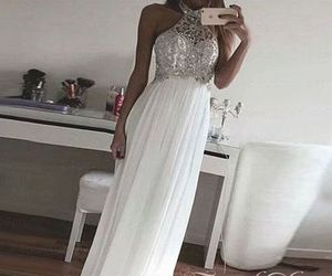 adorable, prom dress, and dresses image