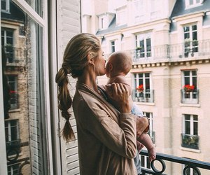 adorable, beauty, and family image