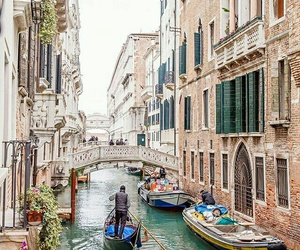 europe, explore, and venice image