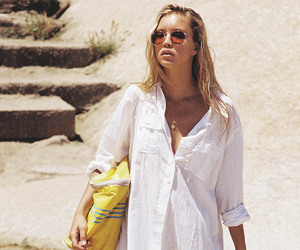 chic, fashion, and summer image