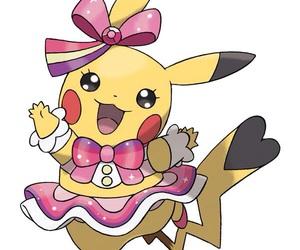 anime, cosplay, and pikachu image