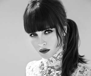 beauty, Felicity Jones, and hair image