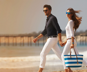 michel kors and campaing image