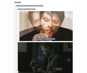 Lucy, oh, and supernatural image
