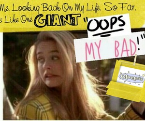 alicia silverstone, Clueless, and funny image