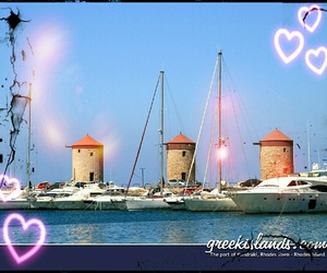 Greece, nature, and rhodes image
