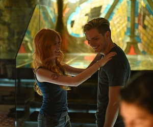 clace, shadowhunters, and katherine mcnamara image