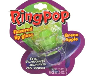 90s and ring pop image
