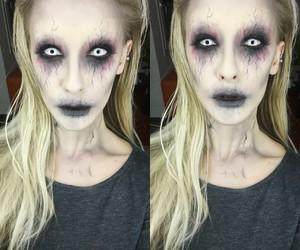 damon, makeup, and dark image