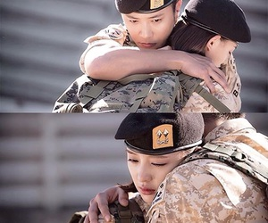 descendants of the sun and jin goo image