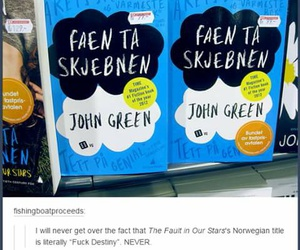 norway, funny, and john green image