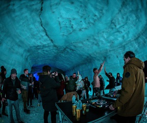 iceland, music festival, and party image