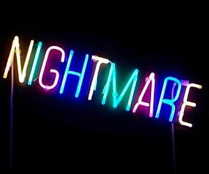 nightmare, grunge, and light image