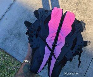 pink, nike, and purple image