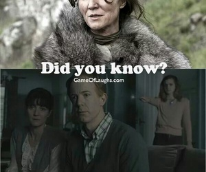 harry potter, game of thrones, and hermiona image