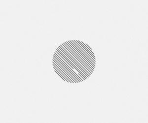 art, simple, and circle image