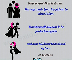 life, muslim, and spouse image