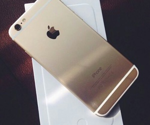 iphone chic gold image