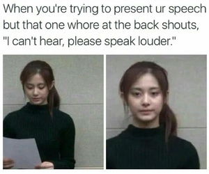 funny, school, and kpop image